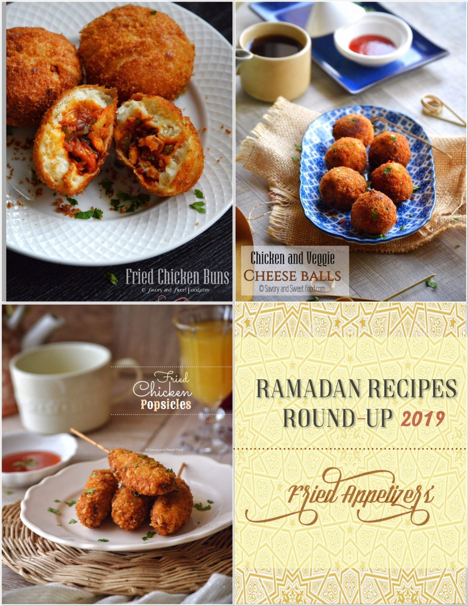 Ramadan Recipes Round-Up 2019- Fried Appetizers